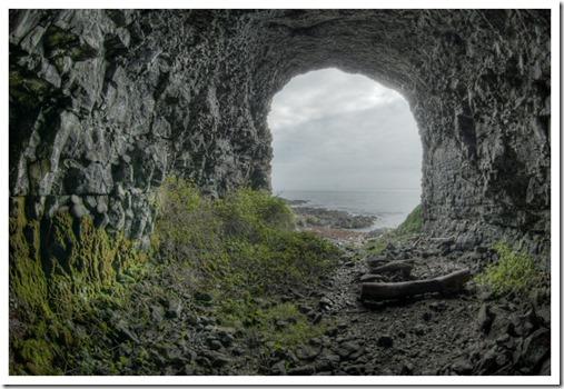Bruce's Cave Rathlin