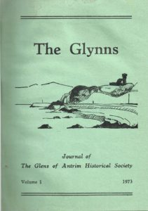 Index of The Glynns – Glens Of Antrim Historical Society